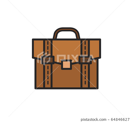 work suitcase icon 64846627