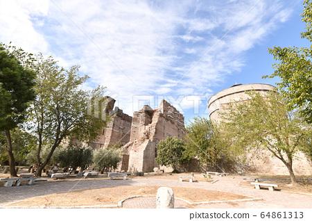 土耳其貝加莫教堂 64861313
