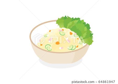 potato salad 64861947