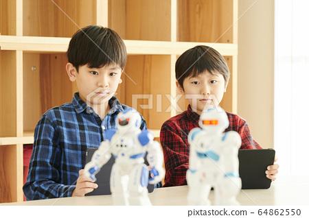 프로그래밍 로봇 아이 64862550