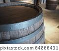 Antique barrel side part 64866431