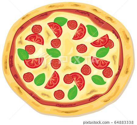 比薩餅 64883338