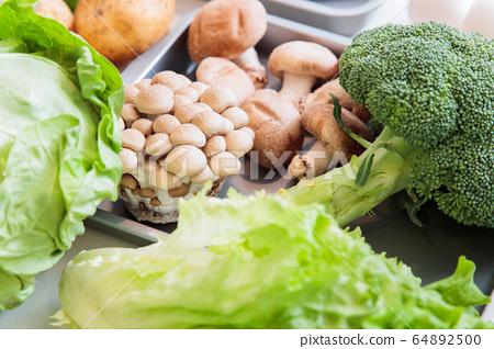 주방 부엌 재료 요리 요리 64892500
