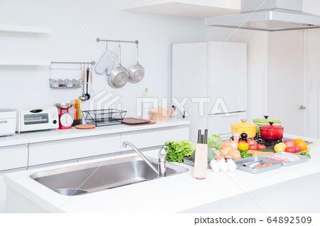 廚房廚房食品烹飪烹飪 64892509