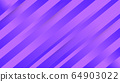 Abstract blue and purple stripes background with paper cutout 3D style 64903022