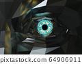 人工智能概念的眼睛 64906911