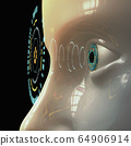 人工智能概念的眼睛 64906914