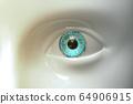 人工智能概念的眼睛 64906915