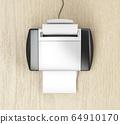Modern inkjet printer 64910170