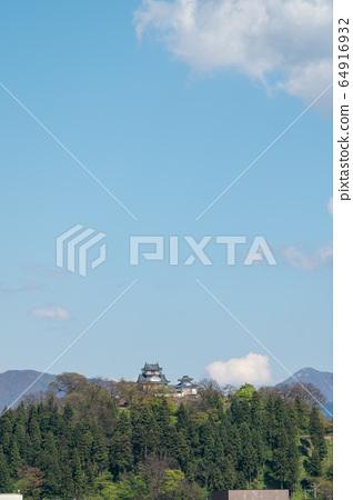 福井縣北陸小野市越前小野城堡,攝於2020年4月 64916932