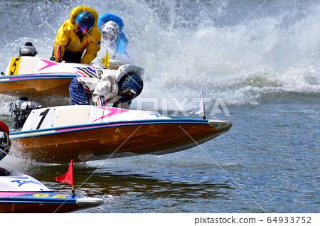 划船比賽的片刻 64933752