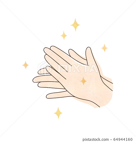 Clean hands 64944160