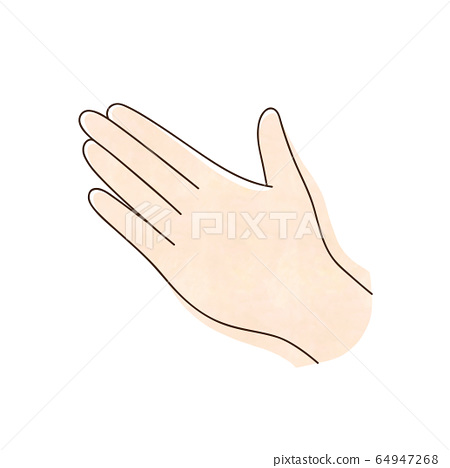 left hand 64947268