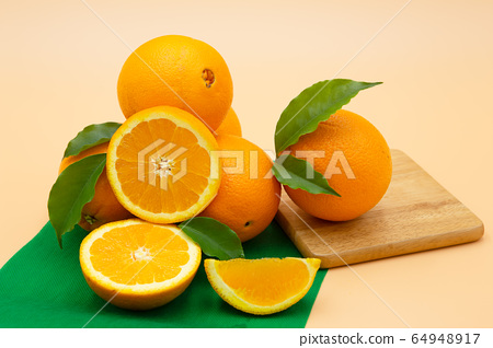 오렌지 과일 64948917