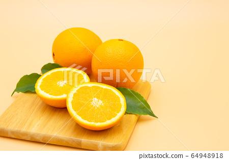 오렌지 과일 64948918