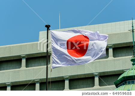 日本国旗 64959688