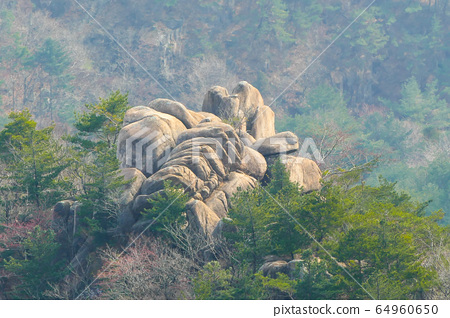 Gaya Rock Formation 64960650