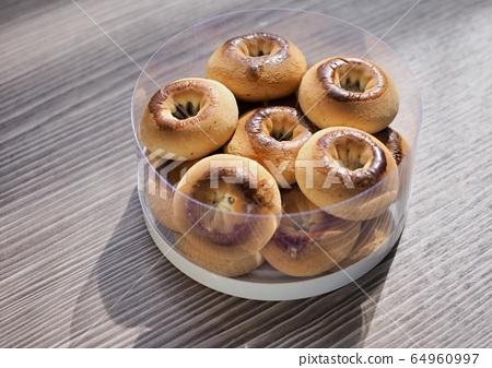 韓國食品慶州麵包 64960997