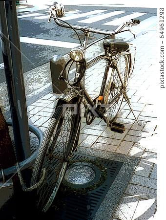 Bicycle european style 64961298
