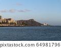 Diamond Head distant view 64981796