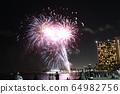 Waikiki fireworks 64982756