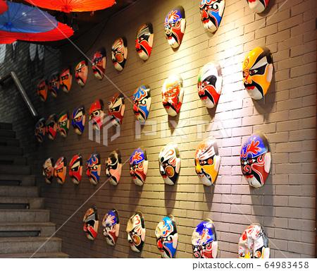 中国特色面具 64983458