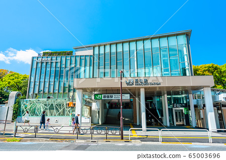 東京原宿站東口 65003696