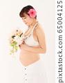 임신 9 개월 임산부 65004125