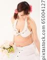 임신 9 개월 임산부 65004127