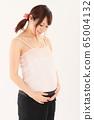 임신 9 개월 임산부 65004132