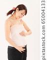 임신 9 개월 임산부 65004133