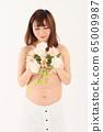 임신 9 개월 임산부 65009987