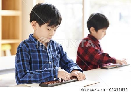 算盤教室兒童 65011615