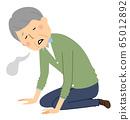 老人疲劳 65012892