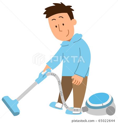 청소기 · 남자 1 65022644