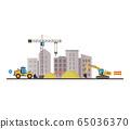 web site under construction 65036370