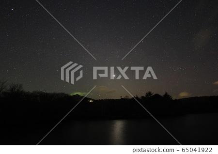 八方ヶ原의 절경 밤하늘 65041922
