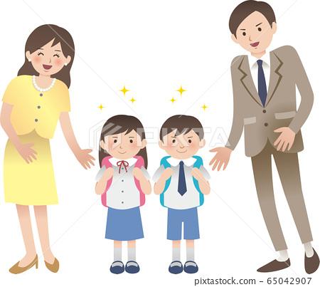 부모와 아이들 65042907
