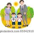 父母子女秋季活动 65042910