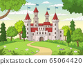 Castle in the Forest 65064420