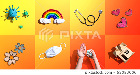 Prevent virus and germs 65083006