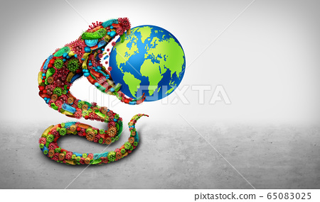 Infectious Global Disease 65083025