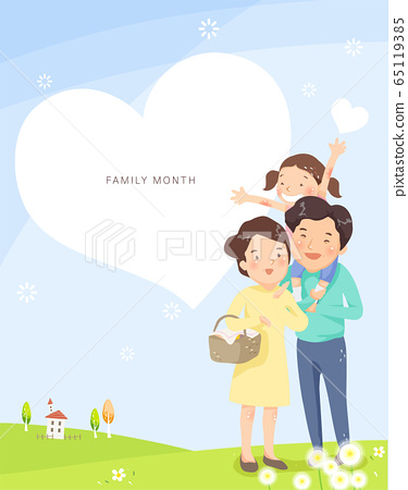 가족일러스트26 65119385