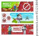 Insects pest control, aerial insecticide service 65121864