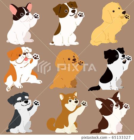 各種狗坐套,無主線 65133327