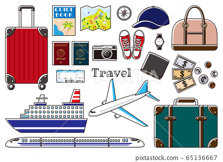 Travel set 65136667