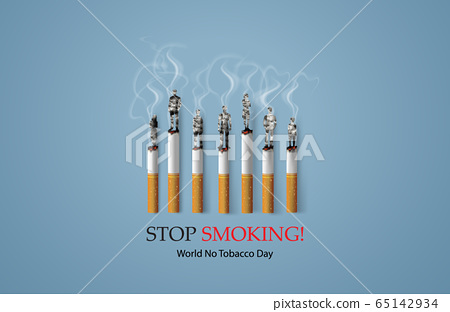 no smoking and World No Tobacco Day 65142934