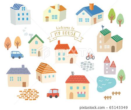 房子設置 65143349