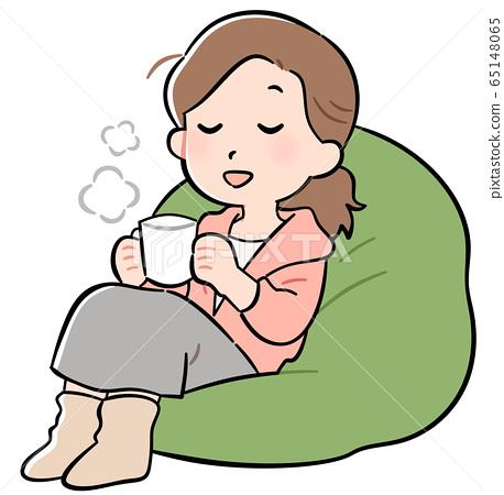 一個女人放鬆 65148065