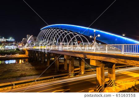 清州西門大橋夜景 65163558